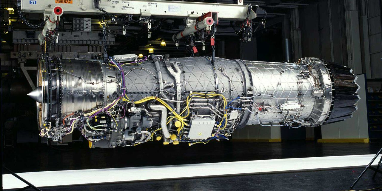 F135 engine during the JSF System Development and Demonstration (SDD) phase
