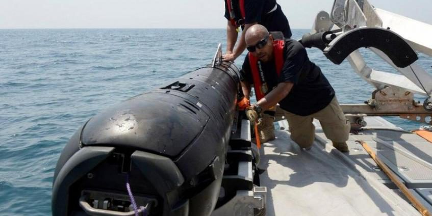 Robotic Submarines How the Navy and Boeing Could Make History