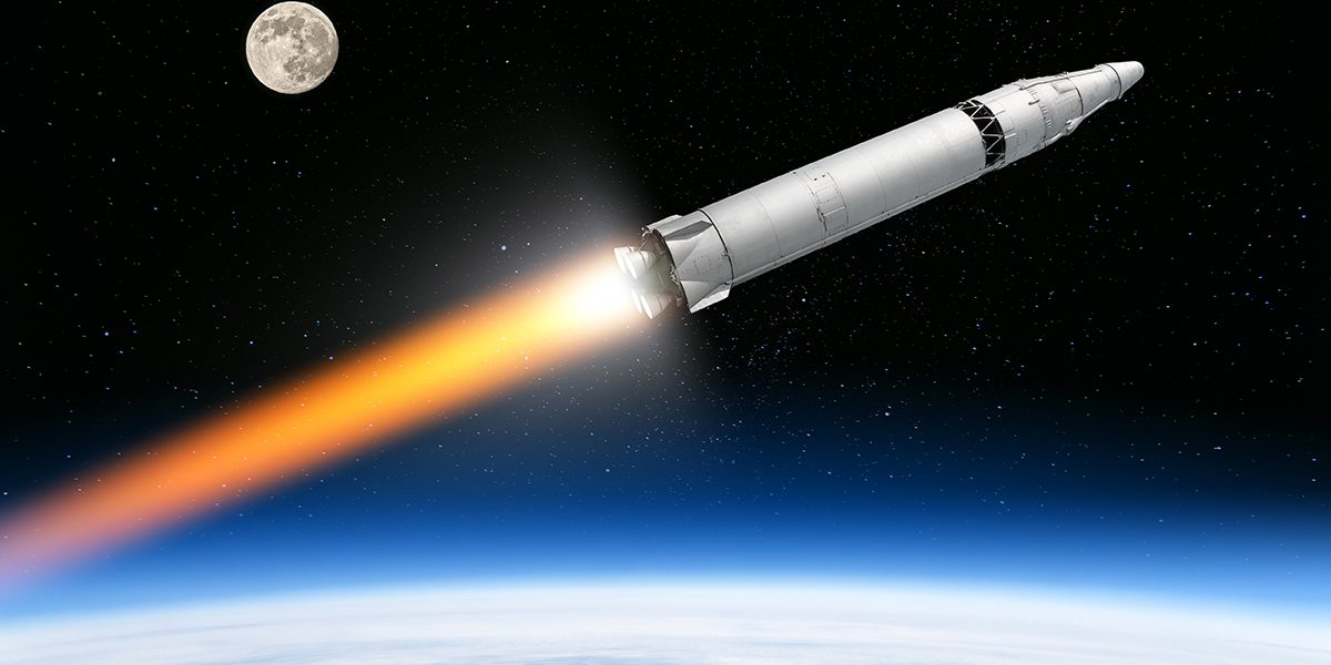 UCF-developed technology will boost rocket performance.