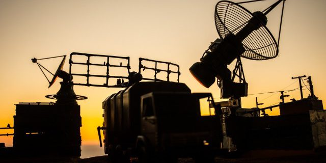 CCDC Army Research Laboratory's What We Learned Today podcast discusses essential research in electronic warfare. (Shutterstock)
